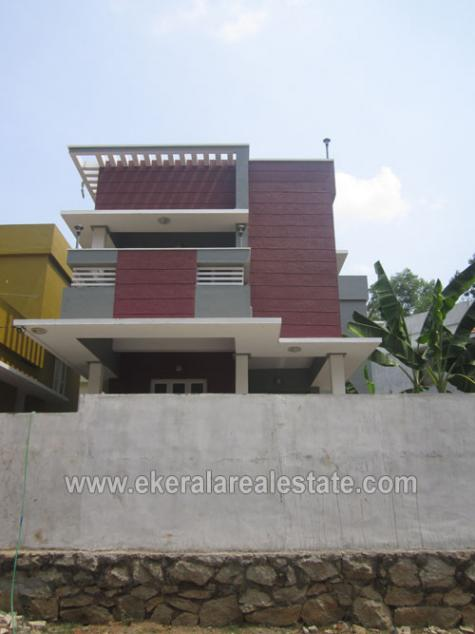 Independent House Sale in Peyad Trivandrum